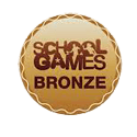 bronze school games logo